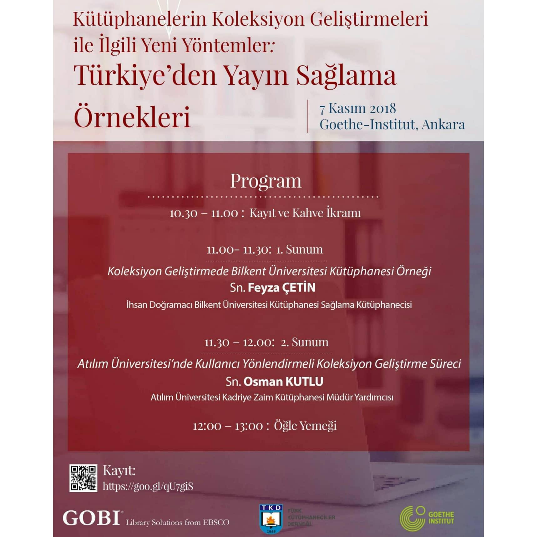Kütüphanelerin Koleksiyon Geliştirmeleri ile İlgili Yeni Yöntemler: Türkiye'den Yayın Sağlama Yöntemleri